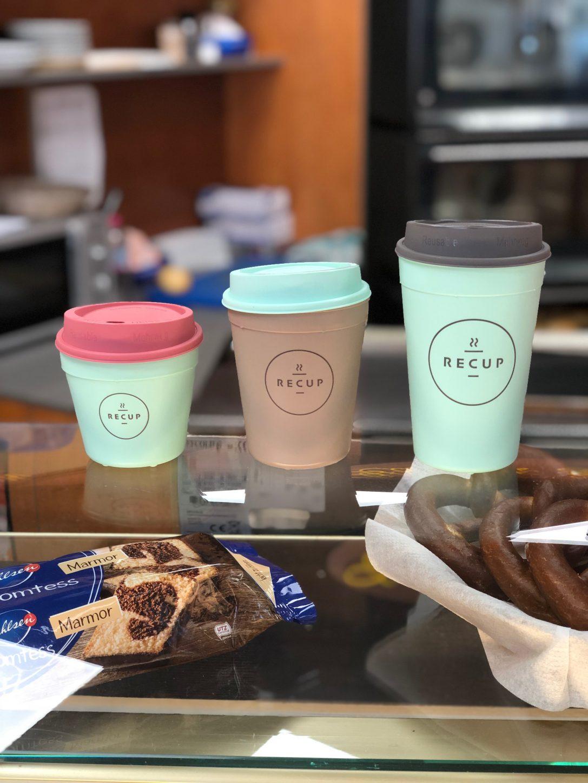 Neues Pfandbecher-System für ökologisch nachhaltigen Kaffeegenuss